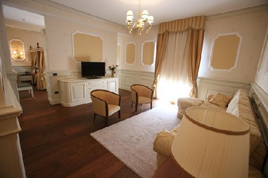 Borgo Don Chisciotte: suite