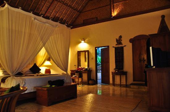 Nefatari Exclusive Villas: Bedroom view 4