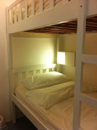 ไฟว์ฟู๊ดเวย์อินน์โปรเจคต์ไชน่าทาวน์: Cosy bed