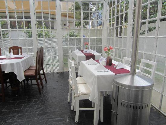 """Hotel Boutique """"El Consulado"""": Restaurant"""