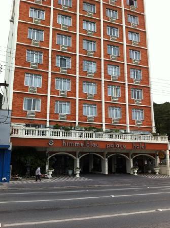 Himmelblau Palace Hotel: Hotel Himmelblau