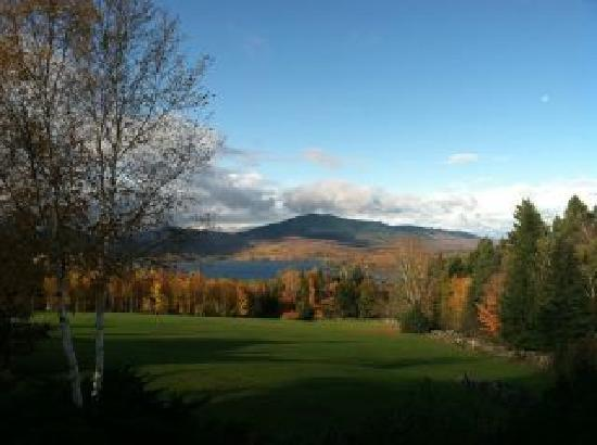 Lodge at Moosehead Lake: View from the Katahdin Suite