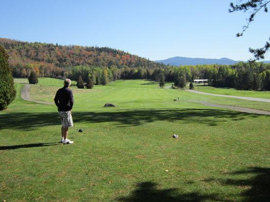 Craig Wood Golf Course: 1st Teebox