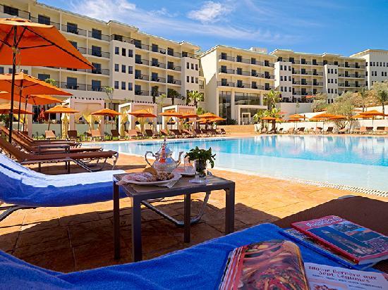 麥迪那帕萊斯飯店及水療中心照片