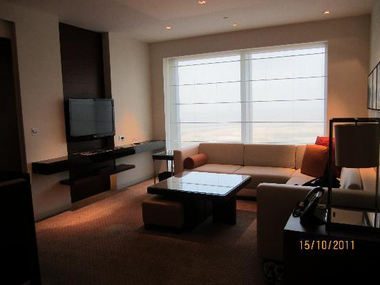Grand Hyatt Macau : Living Room