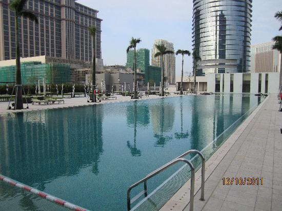 Grand Hyatt Macau : Swimming Pool