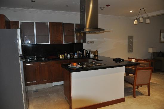 Donatello Hotel: cucina