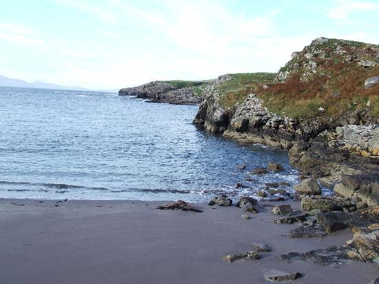 Failte Farmhouse: The Cahersiveen area boasts many beaches and coastline