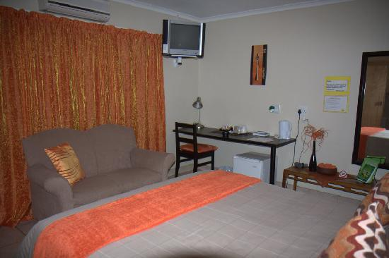 Aber Jetz Guesthouse : Room