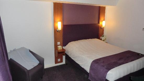 Premier Inn Walsall (M6, J10) Hotel: Comfy!
