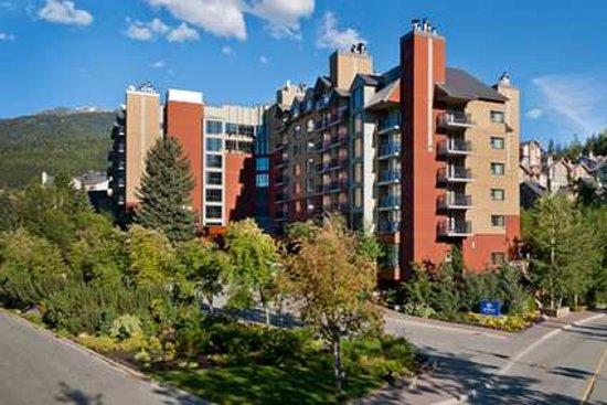 Hilton Whistler Resort & Spa Exterior