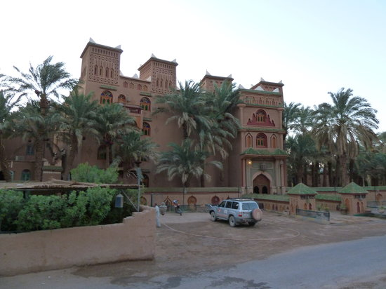 Ouarzazate Unlimited Marrakech Day Tours: Hotel in Zagora