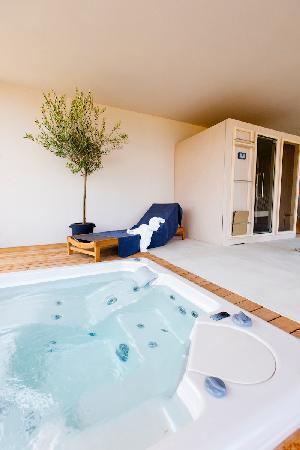 Pergola, Italia: La piccola spa