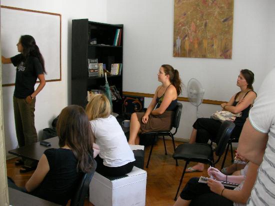 Vamos Spanish Academy: After-class workshop