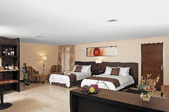Studio Hotel: Room