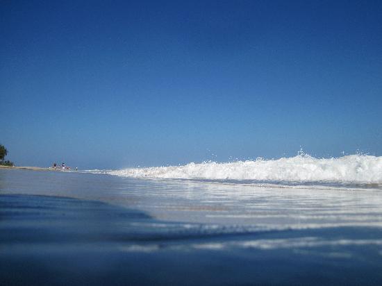 Puerto Plata, Republik Dominika: Cabarete beach