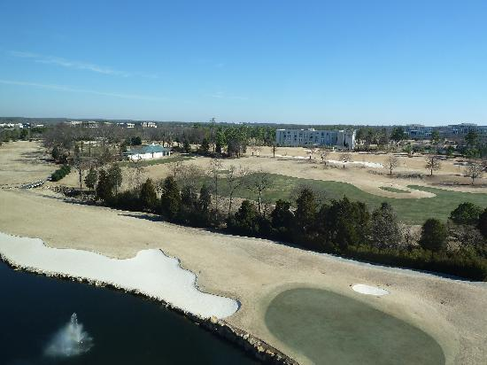 The Ballantyne, Charlotte: Great round of golf