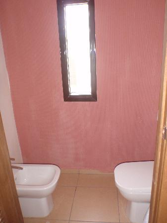 Melia Buenavista: toilet