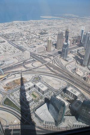 เบิร์จคาลิฟา: View from the Burj