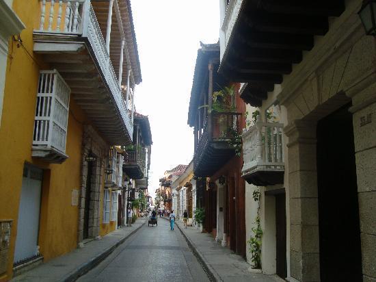 Walled City of Cartagena: cartagena