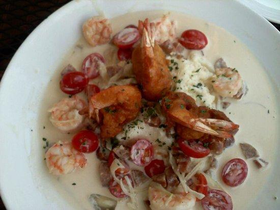 29 South Eats: Shrimp & Grits