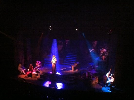 Escondido, CA: Man of La Mancha - running thru Nov. 3 -