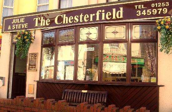 The Chesterfield Hotel : Excellent location near all attractions
