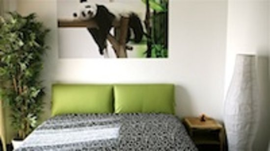 Bamboo B&B: Panda Room
