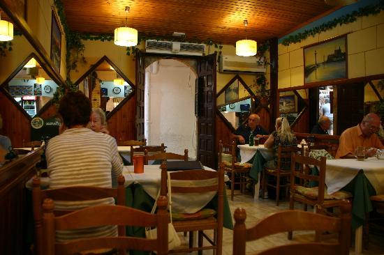Mario's Restaurant: Marios Restaurant Lindos 1