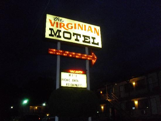 the virginian motel Moab UT
