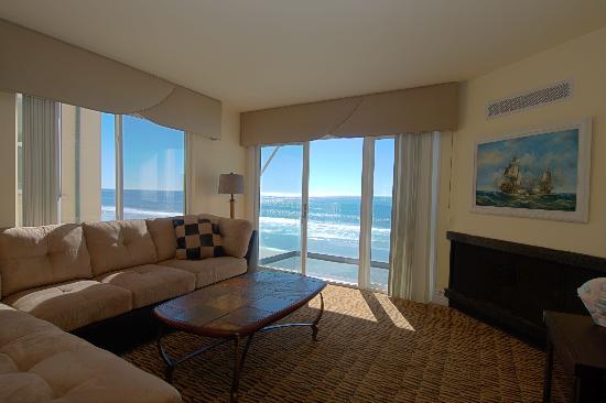 Seashore on the Sand: Two Bedroom Condo