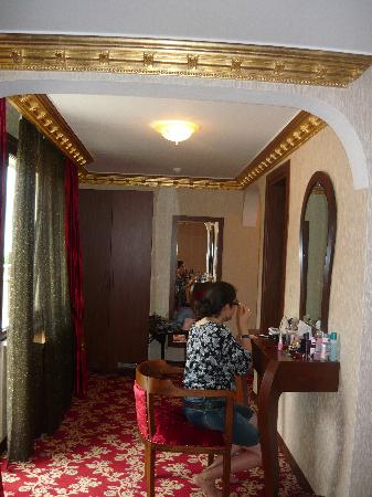 BEST WESTERN Antea Palace Hotel & Spa: Our room