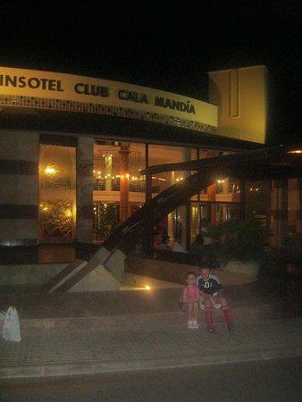 Insotel Cala Mandia Resort & Spa: hotel entrance