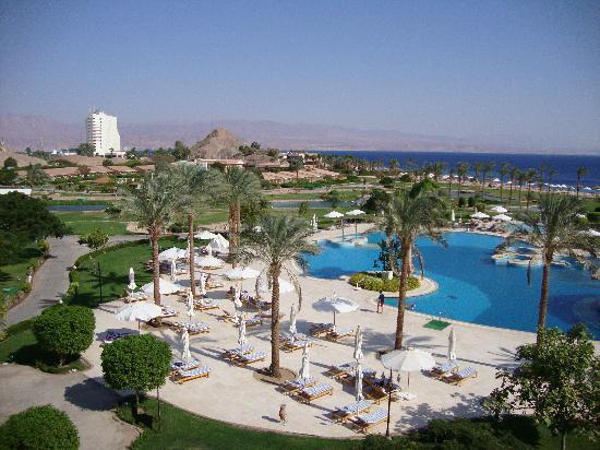 Movenpick Resort Taba Hotel : Бассейн
