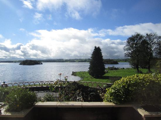 St Kyrans Country House & Restaurant: View from Room #2