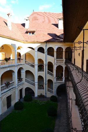 Hotel Schloss Obermayerhofen: unique layout