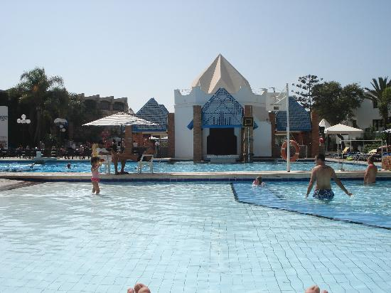 Caribbean Village Agador: Crazy pool