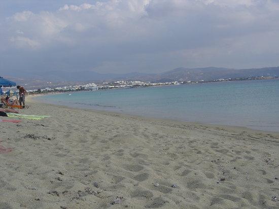 Agios Prokopios Beach: Άγιος Προκόπης - Νάξος