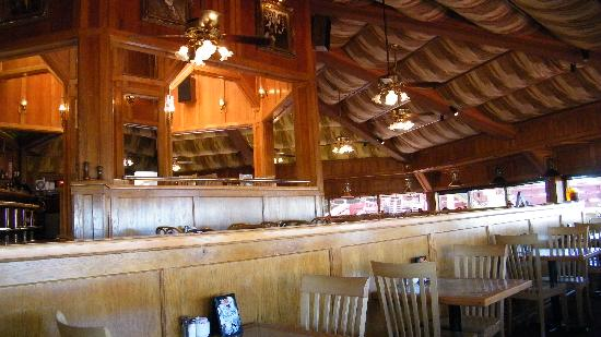 Sandia Peak Tramway High Finance Restaurant