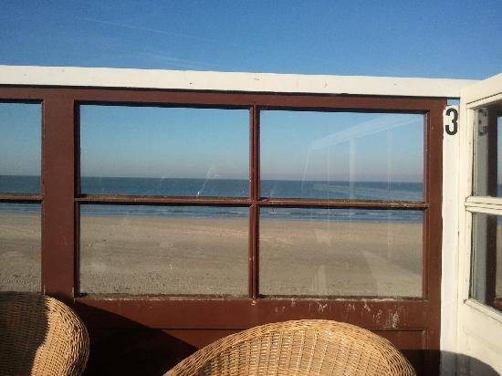 Badhotel Renesse: heerlijke strandtent