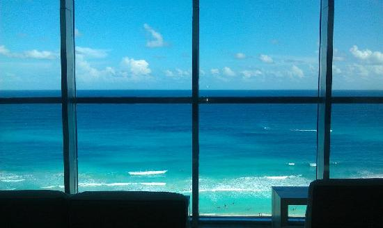 ME Cancun: Amazing view