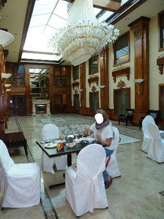 Woodbine Hotel & Suites : Frühstücksraum