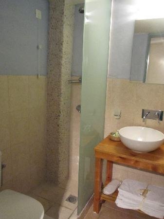 Casa Antica: Klimt bathroom