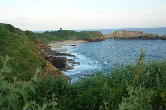 El copal: Punta Cometa (10 min walk)