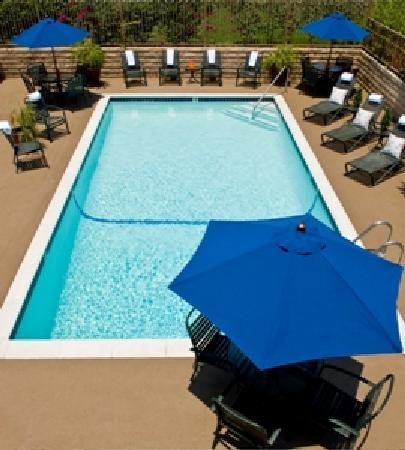 Best Western Poway/San Diego Hotel: Pool Area