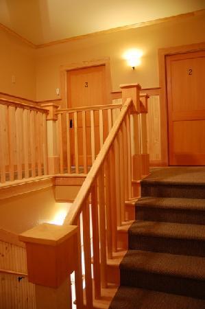 Pakalana Inn: Evocative upstairs rooms