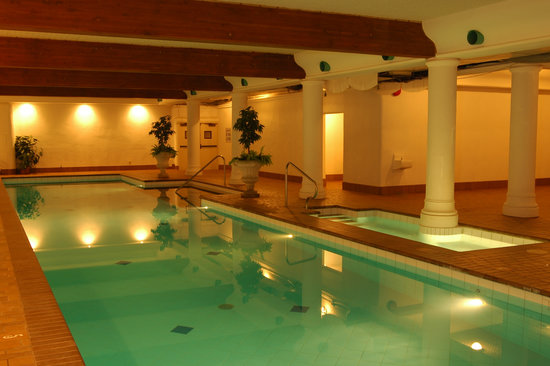 Enzian Inn: Indoor Pool