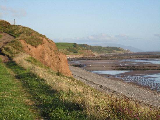 St. Bees, UK: Sea Front