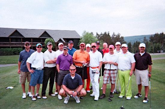 Bristol Harbour Lodge & Golf Club: 2010 trip-The Boys