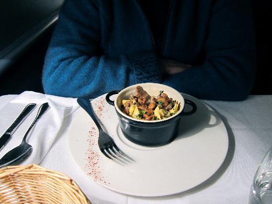 Restaurant Alexandra : Ravioli